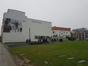 Mauerpark an der Bernauer Straße