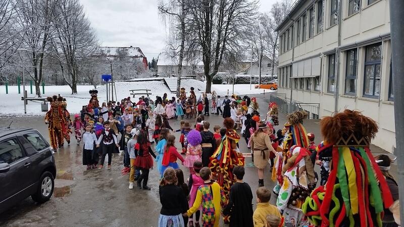 Maschgera Grundschule Schömberg