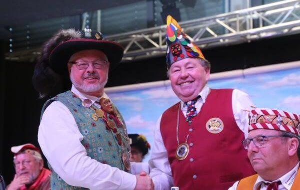 VSAN-Hauptversammlung 2017 in Bonndorf Roland Wehrle