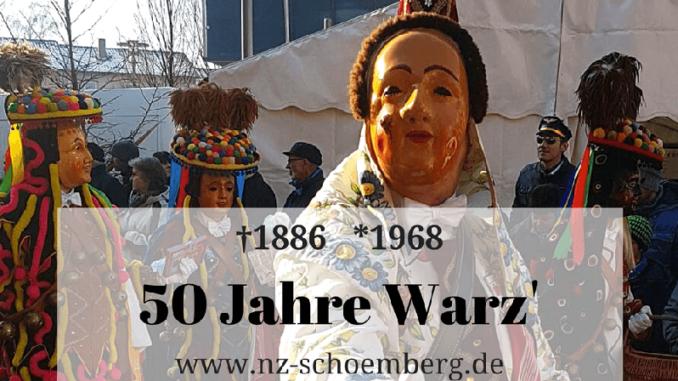 50 Jahre Warz der Narrenzunft Schömberg