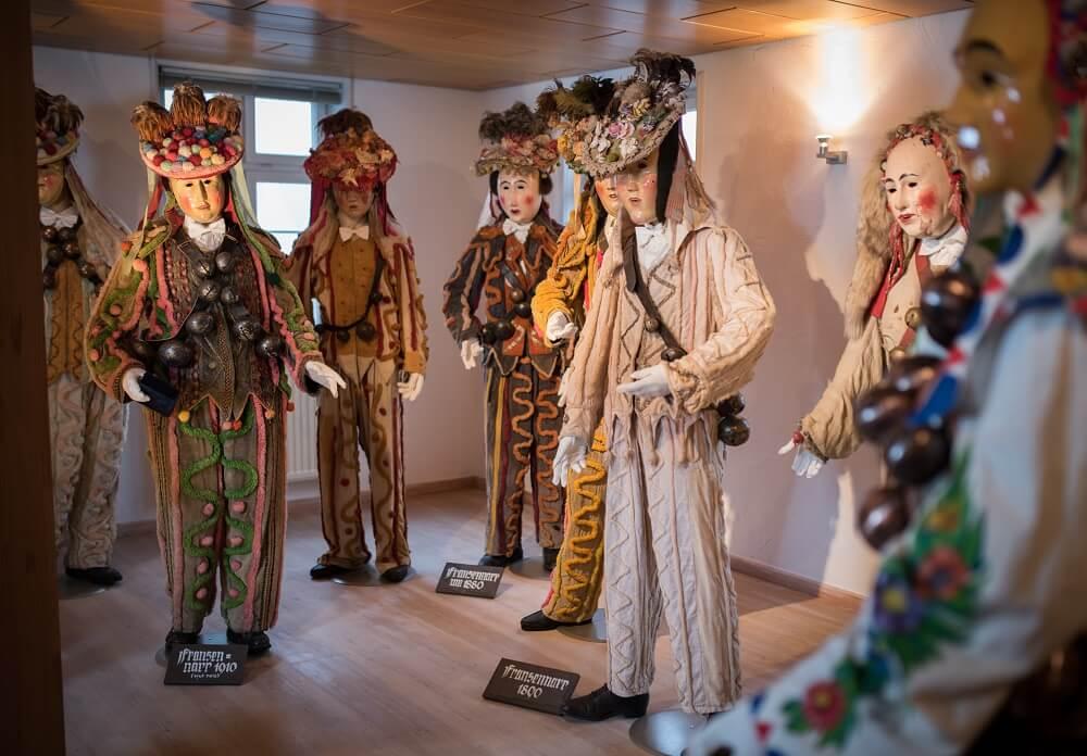 Alte Häser Narrenmuseum Schömberg