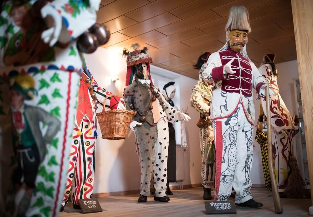 Weißer Husar Narrenmuseum Schömberg