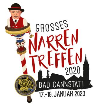 Großes Narrentreffen Bad Cannstatt 2020