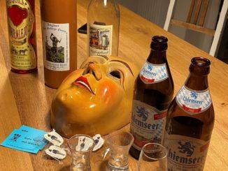 Haussammlung Narrenzunft Schömberg