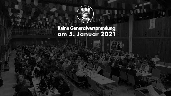 Generalversammlung 2021 Narrenzunft Schömberg